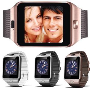 Android Smart Watch 2018 DZ09 digital WristWatch women watches men wrist with SIM Card Smartwatch support multi language