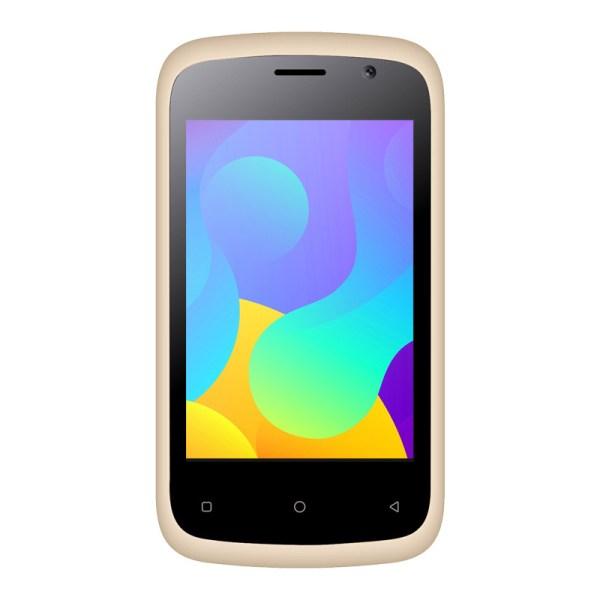 KXD K9 Mobile Phone Bluetooth v4.0 G-sensor 4GB 512 RAM ROM 1000mAh Cell Phone Gold 2