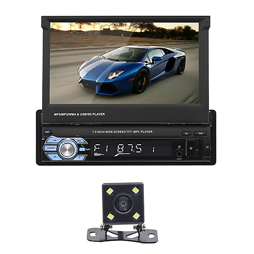 SWM 96014Led camera 7 inch 2 DIN Other OS Car MP5 Player Touch Screen / MP3 / Built-in Bluetooth for universal RCA / MicroUSB / Other Support MPEG / MOV / MPG MP3 / WMA / WAV JPEG / BMP / PNG 2