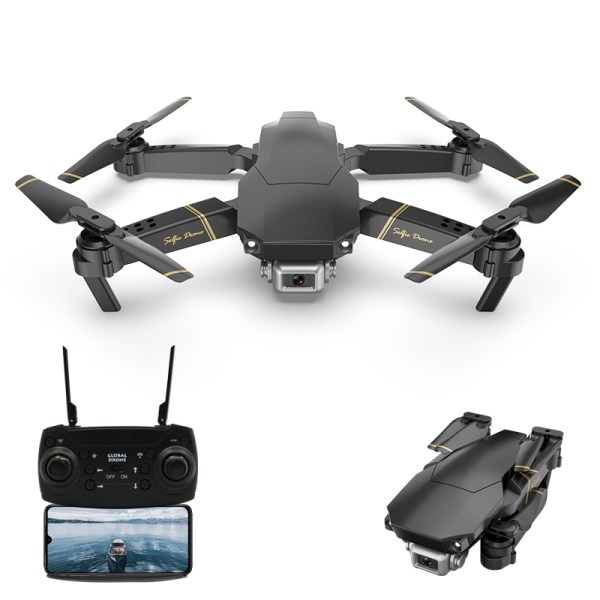 Global Drone GD89 WIFI FPV with 5MP 1080P HD Camera 15 Minutes Flight Time High Hold Mode Foldable Arm RC Quadcopter Drone 2