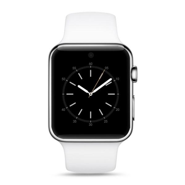 DM09 1.54 Inch Smart Bracelet Pedometer Smart Sport Watch Sleeping Monitor White 2