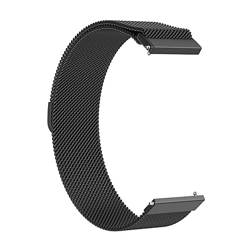 Watch Band for 18MM / 20MM / 22MM Milanese Loop Stainless Steel Wrist Strap 2