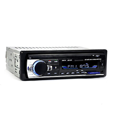 12V Car Radio MP3 Audio Player Bluetooth AUX USB SD MMC Stereo FM Auto Electronics In-Dash Autoradio 1 DIN for Truck Taxi Windows CE 5.0 2