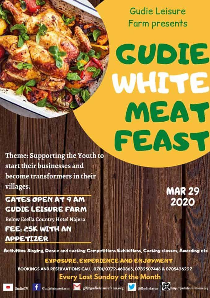 Gudie White meat feast