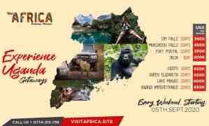 Experience Uganda! Getaway Tours