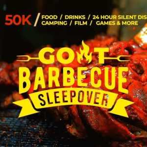 Goat BBQ Sleepover III