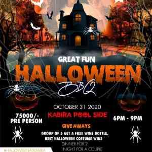 Halloween At Kabira