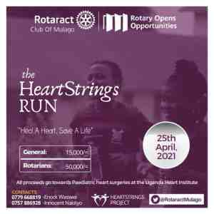 5th heart strings run