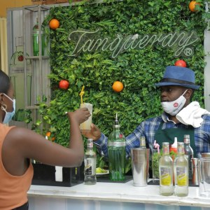 Tanqueray Sunday Brunch