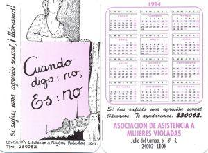 Calendario 1994