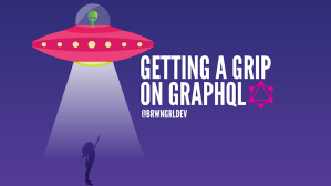 Talk: Getting a Grip on GraphQL