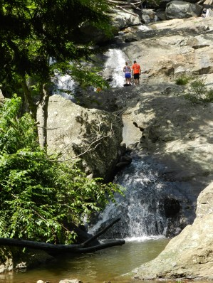 No Niagara Falls, Cunningham Falls nevertheless is so worth the drive — and the walk.