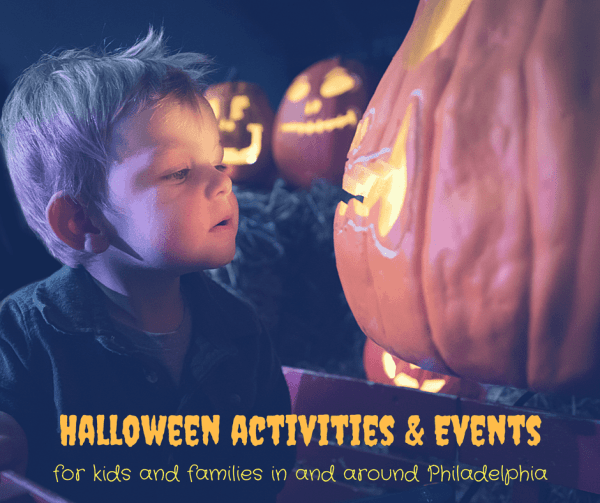 philadelphia halloween activities kids