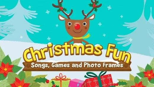 20 fun, educational, special needs Christmas apps for autism
