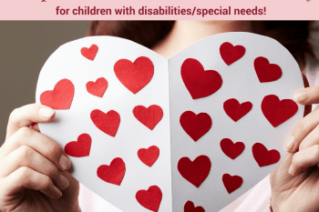 10 tips for an inclusive Valentine's Day for disabled students