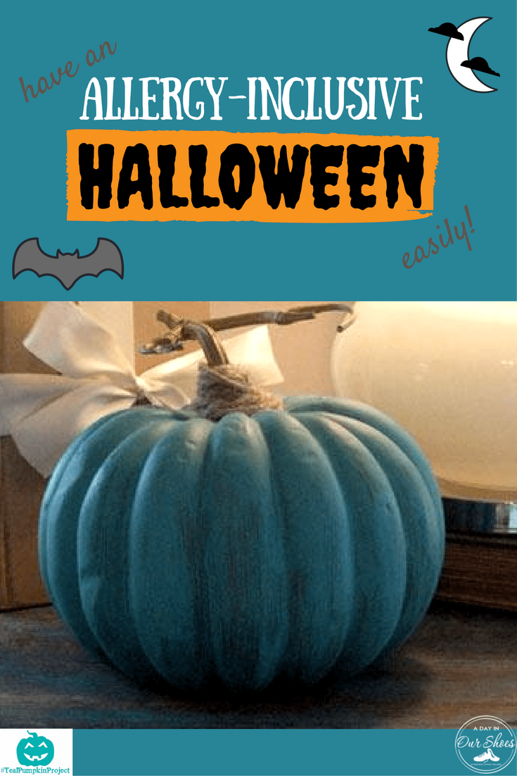 Tips and treat lists so your house can be a part of a Food Allergy Inclusive Halloween for all kids! Includes where to buy Allergen Free Halloween Candy.