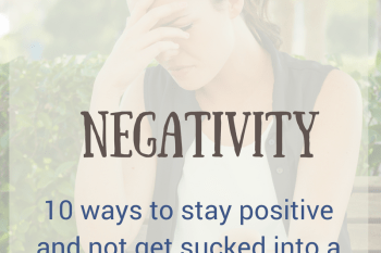Don't let this be you! 10 ways to avoid IEP meeting negativity.