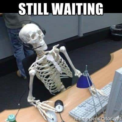waiting for positive autism examples