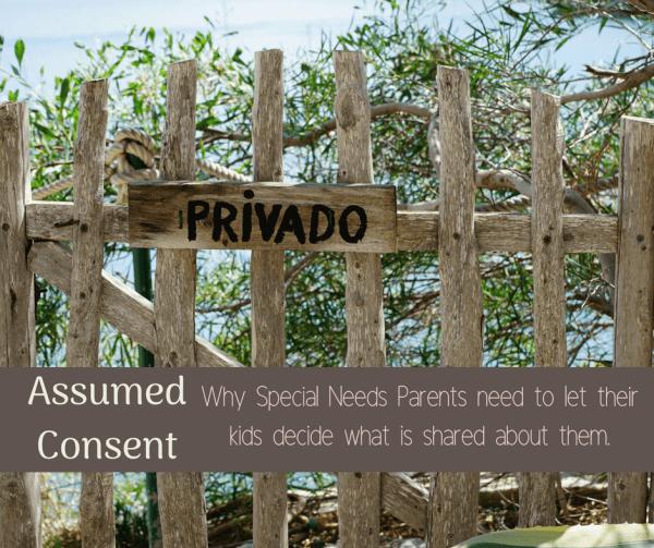 Assumed Consent
