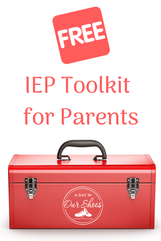 free printable IEP meeting checklist