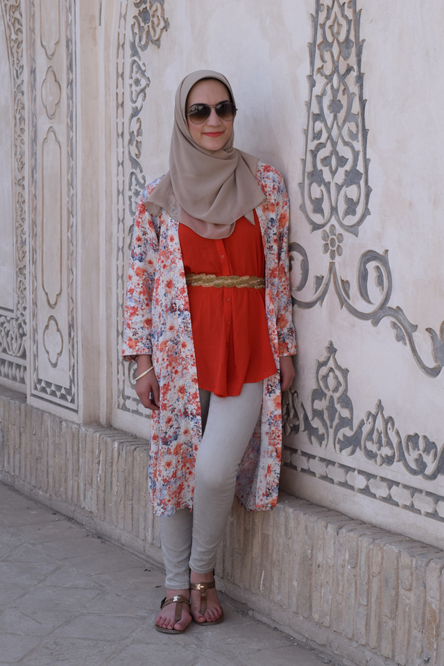 Kashan Fashion Blog Modesty Iran Fashion Travel