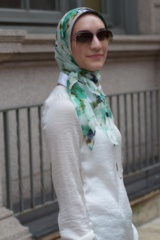 A Day In The Lalz; Fashion; Modesty; Fashion Blog; Hijab; Summer; Haute Hijab