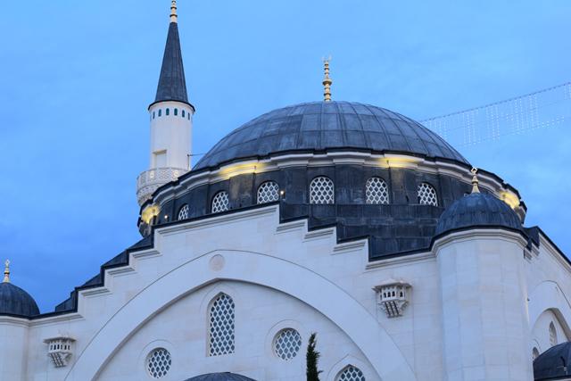 A Day In The Lalz; Diyanet Center of America; Lanham; Maryland; Fashion; Modesty; Fashion Blog; Modest Fashion; Turkish; Mosque; Architecture