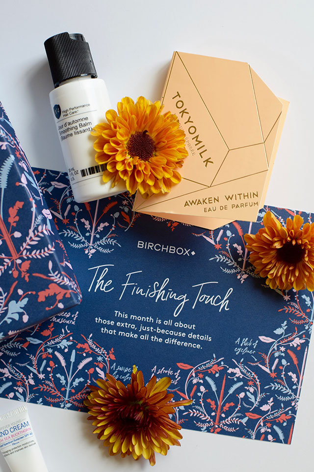 November 2016 Birchbox - Beauty Blog - Subscription Box