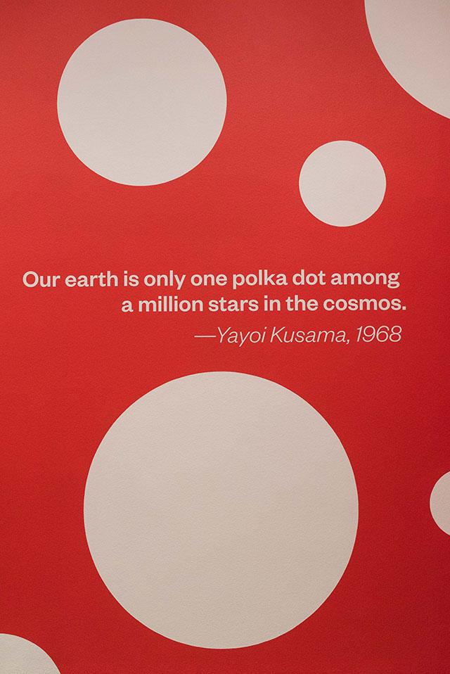 Yayoi Kusama-Hirshhorn Museum-Washington DC-Infinity Mirrors