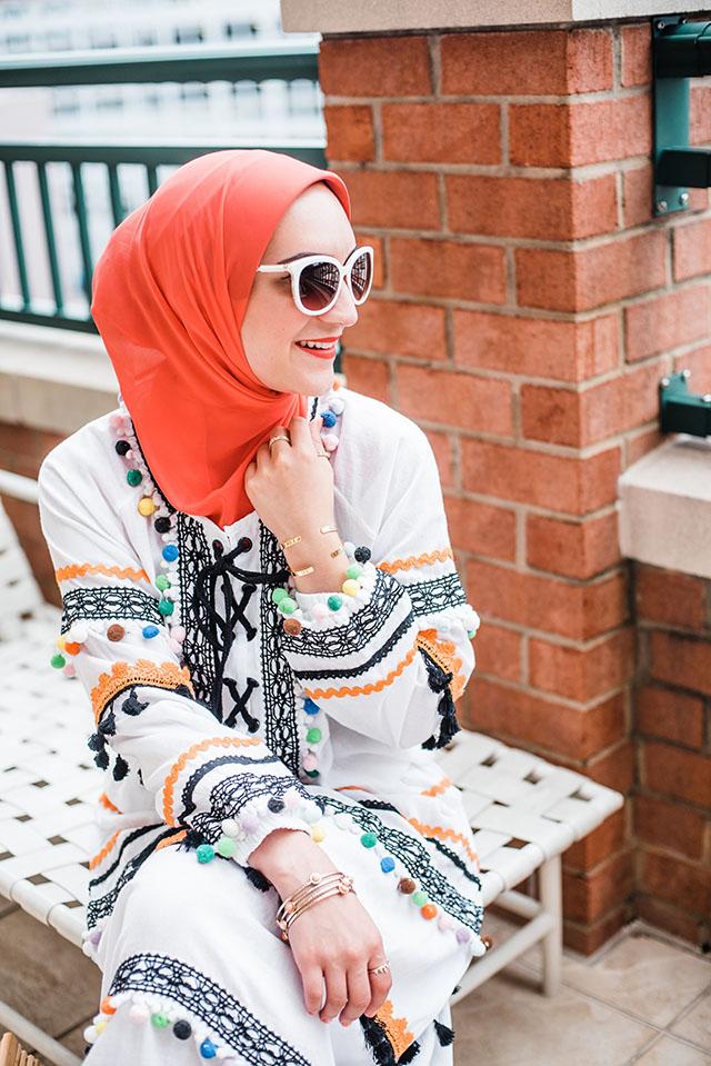 Dodo Bar Or-Yehoray Long Dress-Summer Dress-Pool Style-Modest Fashion-Cult Gaia