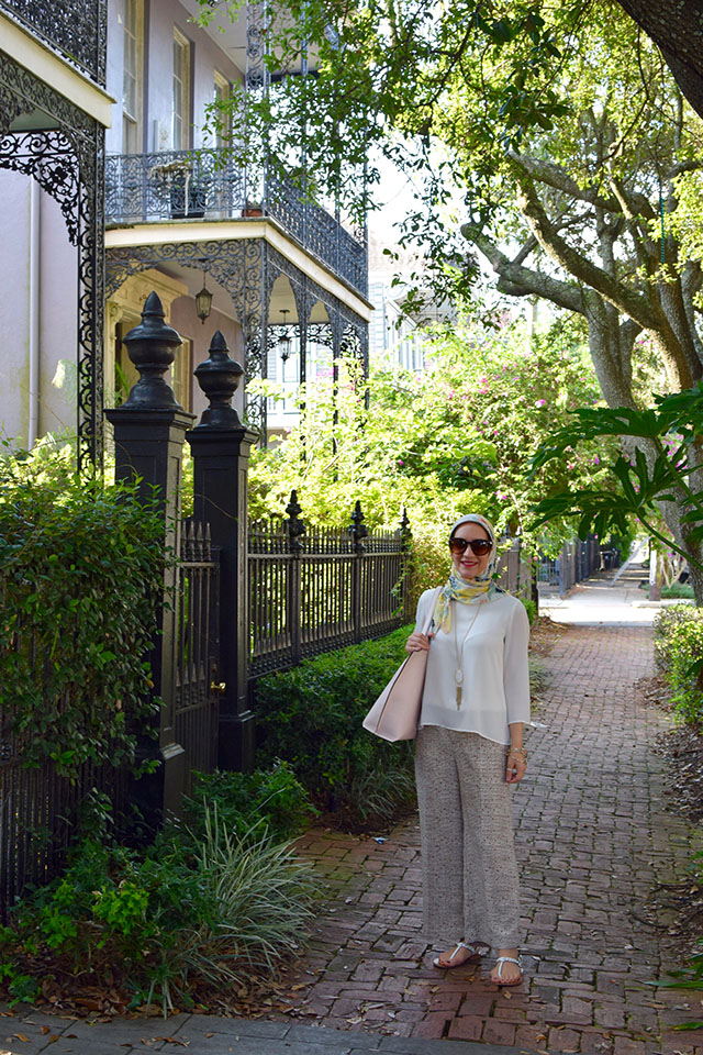 New Orleans Travel Diary-Garden District Walking Tour