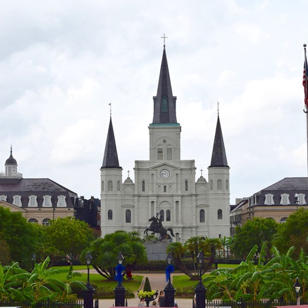 New Orleans Travel Diary   Itinerary