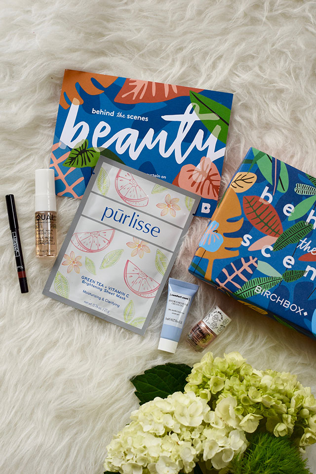 October-Birchbox-Beauty Blog