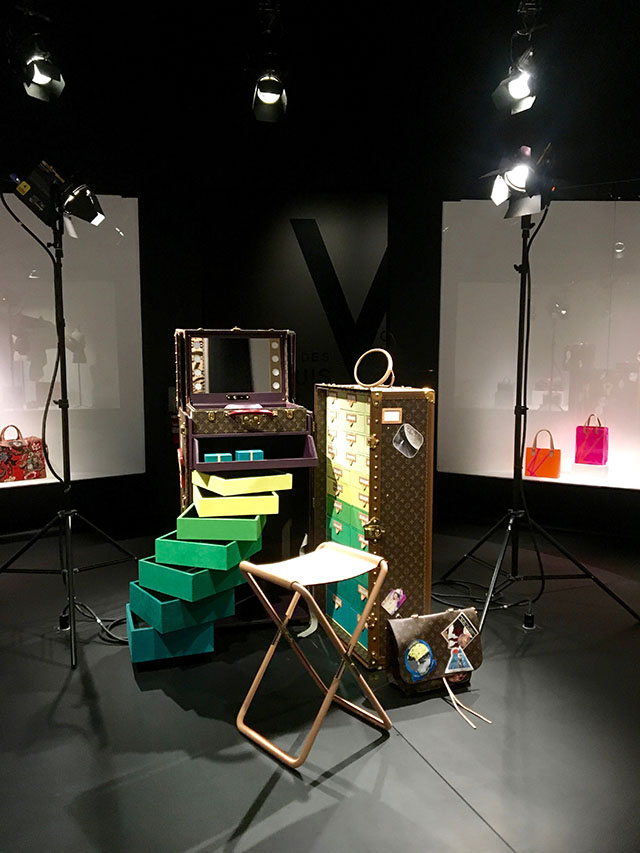 VOLEZ, VOGUEZ, VOYAGEZ-Louis Vuitton Exhibition-NYC