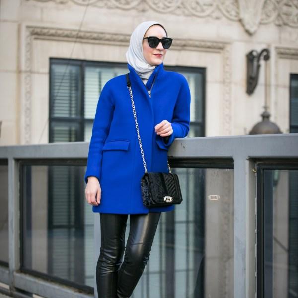 Winter Cobalt Blues
