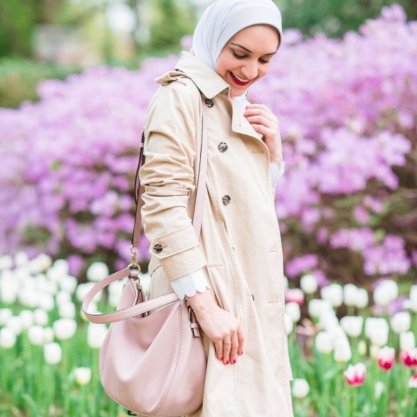 Spring Trench Coat, A Day In The Lalz, Tench Coat Style