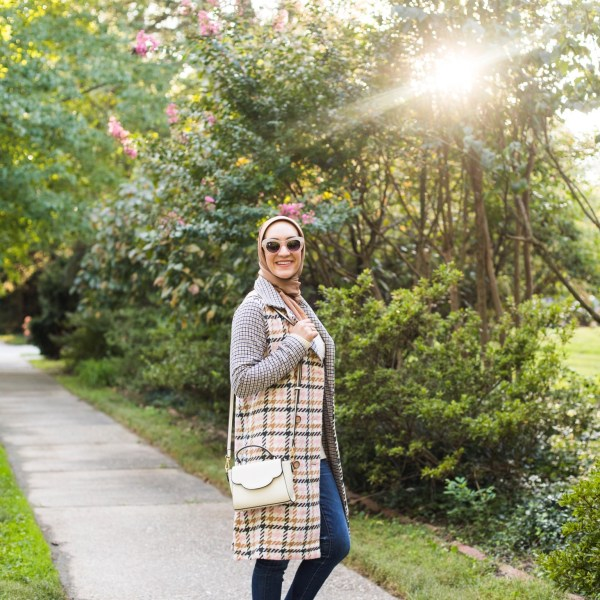 My Favorite Pattern for Fall – Plaid