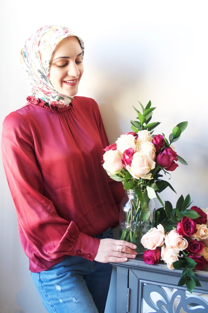 The Bouqs Co-Valentine's Day-Roses-Modest Fashion