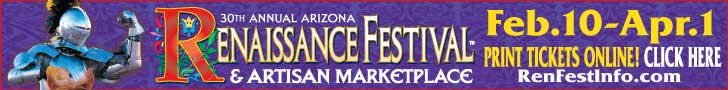 Hear Ye Hear Ye!!Arizona Renaissance Festival Is Here