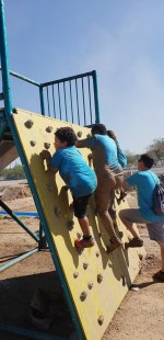 Kids Obstacle Challenge Messy Fun Family Adventure