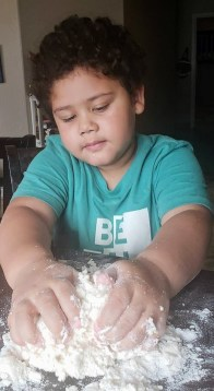 Salt Dough ( handprint craft)