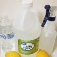 Homemade Natural Cleaning Solutions For The Kitchen