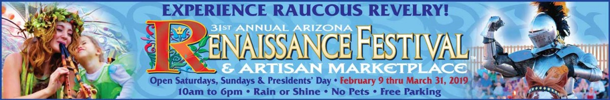 **Giveaway** 31st Annual Renaissance Festival