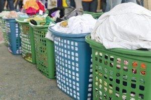 Large Family Tips: Organizing Your Laundry Room