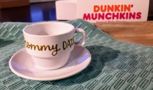 Dunkin' Donuts Visit and Free Printables