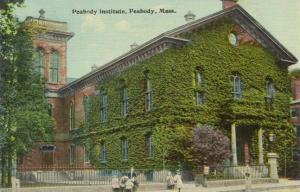 Peabody Institute circa 1912