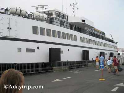 Steamship Authority Ferry to Martha's Vineyard