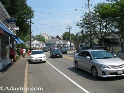 Main Street Chatham MA