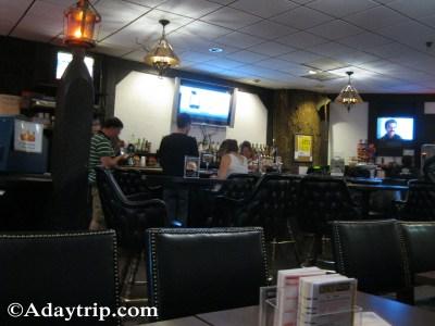 Bar at Timber Lanes