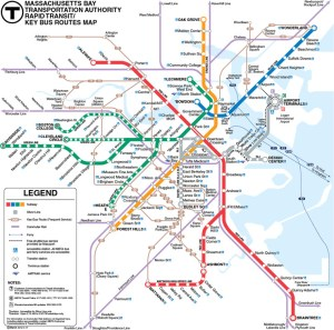 New York City Navigating Subway Map.The Complete Guide To Navigating Boston S Mbta Subway System Like A
